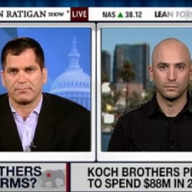 Dylan Ratigan Makes It Official: Mark Ames & Yasha Levine Broke The Koch Brothers' Takeover Of America