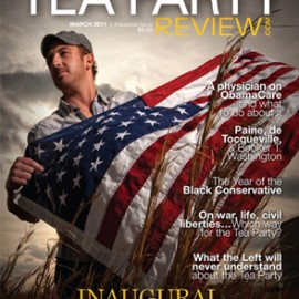 "Check Out The Inaugural Issue Of The Tea Party Review: ""The First National Magazine For, And By, The Tea Party Movement!"""