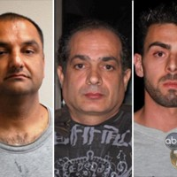 "Right-Wing Retard Alert! Out Of 3 ""Middle Eastern Men"" Suspected Of Planning Terror Attack On Camp Pendleton, 2 ""Iranians"" Have Armenian Names, Which Makes Them Christian...And The Other Is An Afghan, Meaning He's Not From The Middle East!"