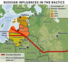 Baltic Map
