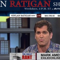 Mark Ames Rants About The Extinction Of Vacation Time & Europeans In Speedos On MSNBC's Dylan Ratigan Show