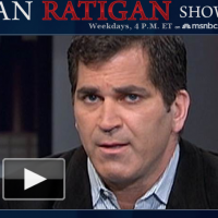 "Mark Ames Rants About ""The Bin Laden Hangover"" On MSNBC's Dylan Ratigan Show"