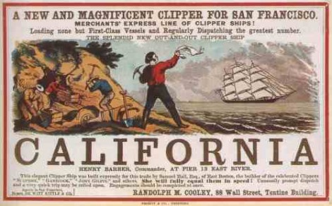 gold rush california for kids. California Class War History: