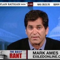 Mark Ames Converts To Anarcho-Libertarianism Live On MSNBC's Dylan Ratigan Show