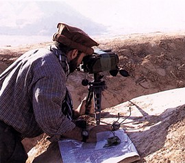 Flat-Hat using laser designator to Disagree with Taliban