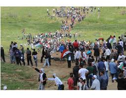 Green March on Golan