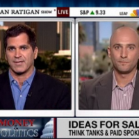 "Dylan Ratigan Talks To Yasha Levine And Mark Ames About Kochs, Hayek, And ""Ideas For Sale"""