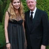 "...FLASHBACK: Bill Clinton Leg-Humps Uzbek Dictator's Daughter Gulnara Karimova At ""Charity"" Event..."