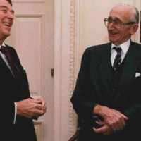 Monster Koch Bust: Charles Koch Used Social Security to Lure Friedrich von Hayek to America
