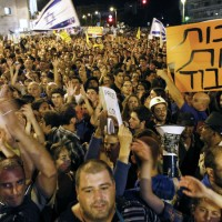 Half Million Israelis Protest Free-Market Capitalism In Largest Protest In Nation's History [HT: Bob]