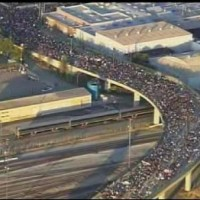 Photo: This Is What Occupy Oakland Port Looked Like