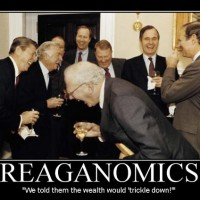 "Libertarian Liars: Top Reagan Adviser, Cato Institute Chairman William Niskanen: ""Deficits Don't Matter"""