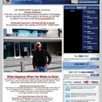 MichaelMoore.com Headlines Yasha Levine's Account of LAPD's appalling treatment of detained Occupy LA protesters…