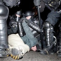 Occupy Portland Scores Tactical Victory Over Police State, Outlasts Cops-- For Now...