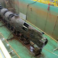 Attention, War Nerdniks! Confederacy Submarine H.L. Hunley Coming Soon...