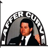 Little Known Fact: groundbreaking Laffer Curve theory first developed by 14th century Muslim extremist...