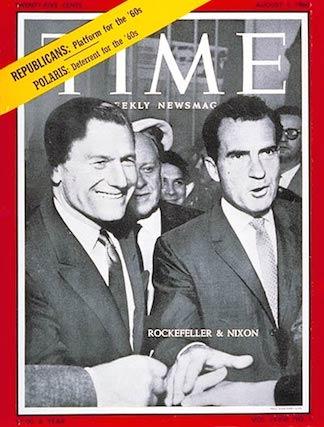 Rockefeller and Nixon