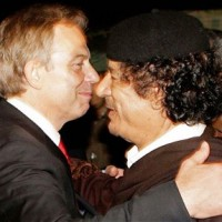 Great Moments In Neoliberal Recent-History: Tony Blair Paid By JP Morgan To Lobby Col. Gaddafi