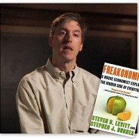 S.H.A.M.E. Profile: Freakonomics Author Steven Levitt Is An Anti-Labor, Pro-Prison Milton Friedman Extremist