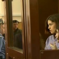 Watch Live: Pussy Riot trial!