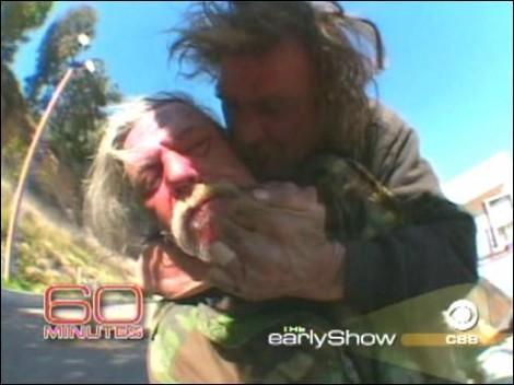 Bum fight video