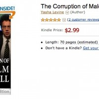 "...Yasha Levine's ""The Corruption of Malcolm Gladwell"" only has two 5 star reviews, so it must be genuinely great!"
