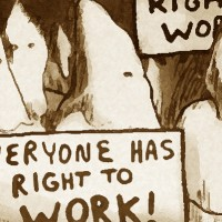 "Mark Ames On The Dark & Sordid History of ""Right-to-Work"""