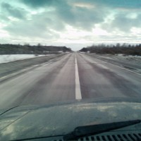 Driving Russia's Dangerous Roads: Risking life and limb on Russia's decrepit highway system