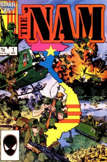 Nam War comix1