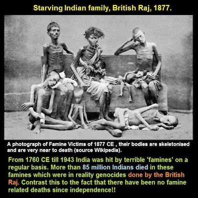 british raj famine 1877