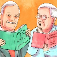 Charles Koch's Holocaust Deniers: The Hidden History of Reason Magazine