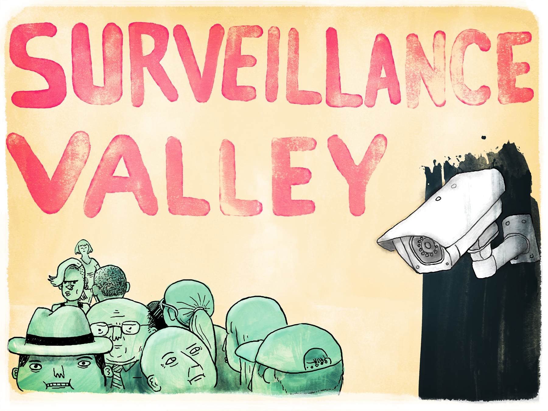 """Support Yasha Levine's book: """"Surveillance Valley: The Rise of the Google-Military Complex"""""""