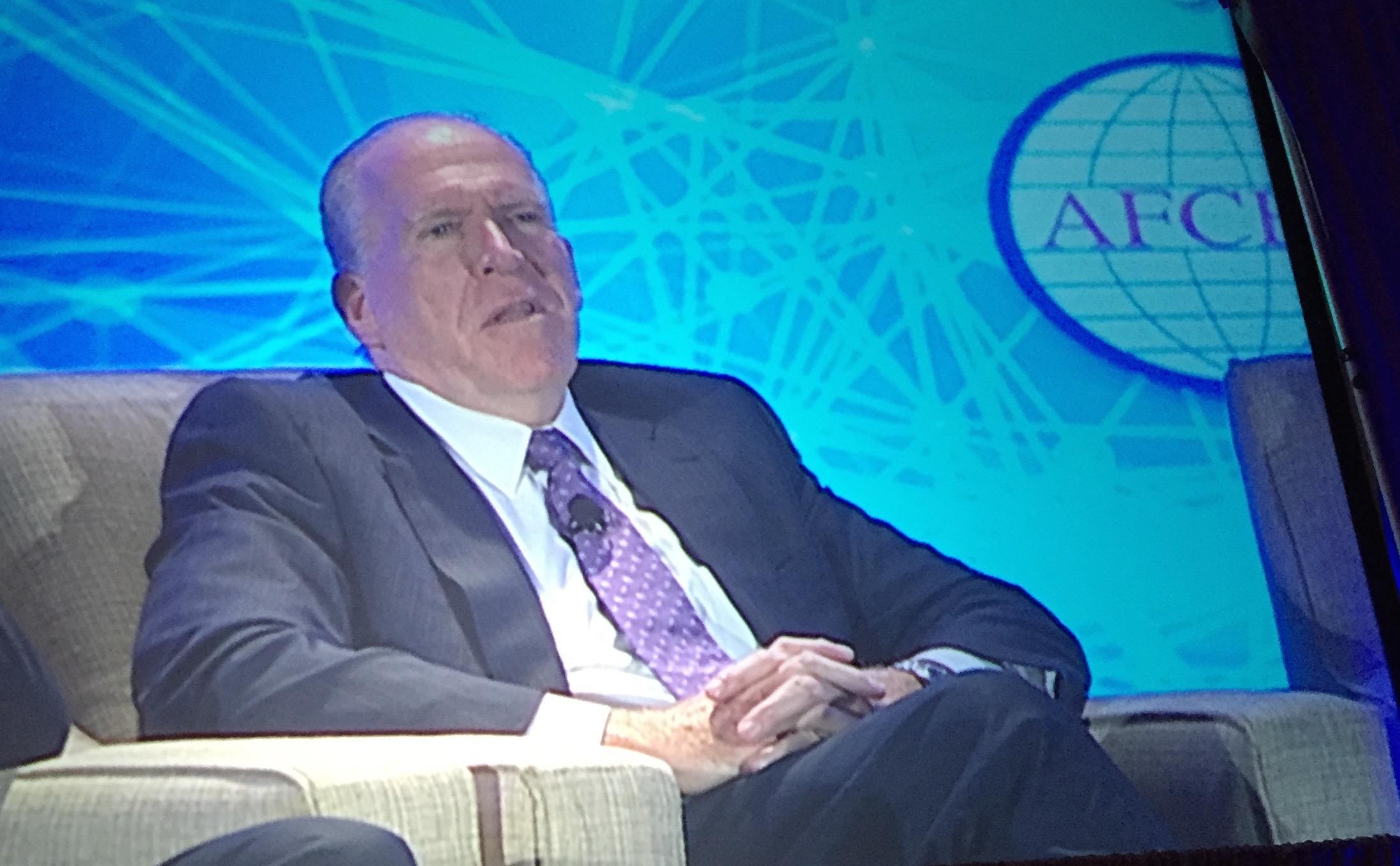 Did John Brennan suck as a contractor? The CIA thinks so