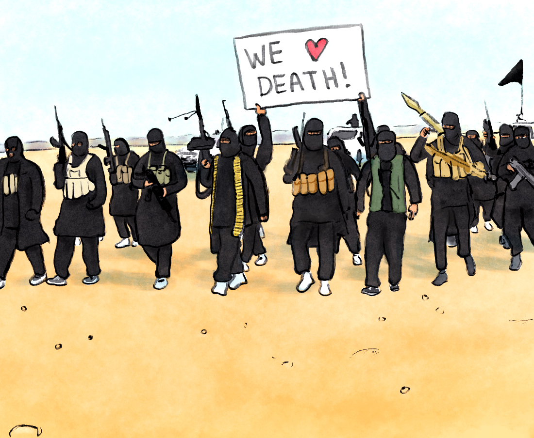 Radio War Nerd Special Episode: Paris Terror Attacks