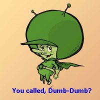 "The Great Gazoo Advises Trump: ""Bomb Syria, Dumb-Dumb!"""