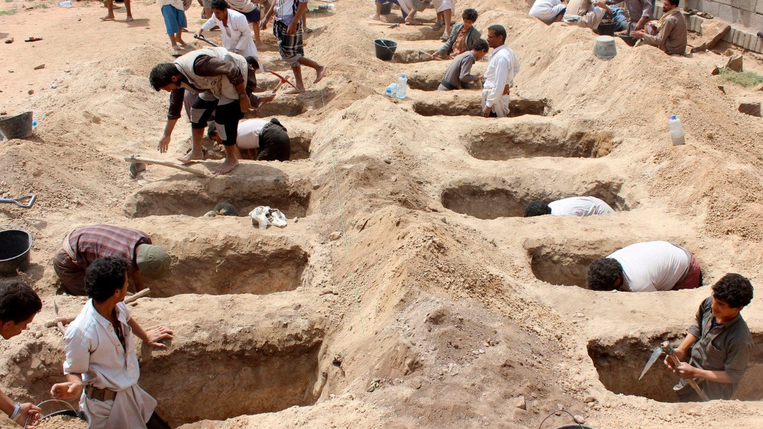 The War Nerd: How Many Dead Yemeni Nobodies Does It Take To Equal 1 WaPo Contributor?