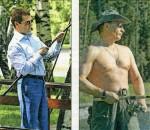 "Medvedev: ""I Just Wanna Be Like Putin"""