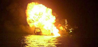 War Nerd Update: Mother Ship, Shrimp Boat, Either Way It's Puree!
