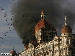 Mumbai: Exporting Pakistan's Resources