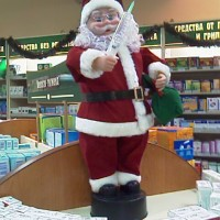 From Russia With Heroin: Moscow Pharmacy's X-Mas Display