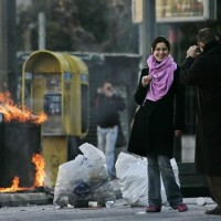 Greece Gripped with Riots? What Riots?