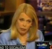 BETSY MCCAUGHEY WANTS TO KILL AMERICANS ON BEHALF OF HER PLUTOCRAT FRIENDS, BUT ARE AMERICANS TOO SLAVE-LIKE TO DEFEND THEMSELVES?