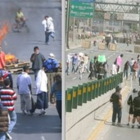 Dispatch From Mexico: Pro-drug Demonstrators Riot Against the Anti-drug Surge