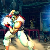 The eXiled Video Game Group: Notes On Street Fighter IV, What's With This Hadouken Crap?