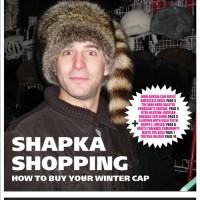 Winter Fashion Guide: Shapka Shopping