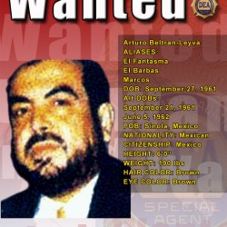 Mexican Drug War Dispatch: The Life and Death of Don Arturo Beltran Leyva