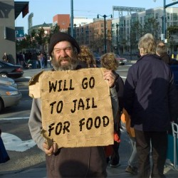 Will Be Jailed For Food: To Poorest Americans Incarceration Is An All-Inclusive Welfare Getaway Opportunity