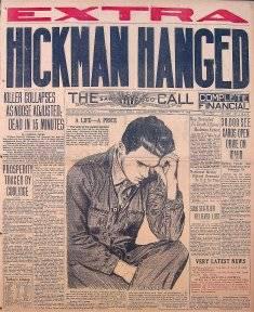 hickman hanged