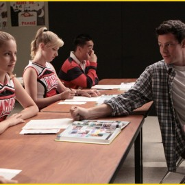 Glee as Election Rip-off