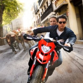 Knight and Day: Addressing the Tom Cruise Problem